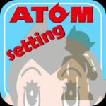 コミュニケーションロボット・アトム ATOM Setting