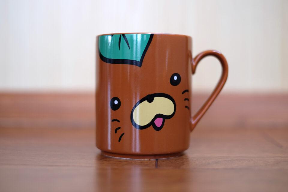 グッドデザイン賞受賞!乾きやすく衛生的なマグカップ Drieasy がやはたいぬとコラボ!Drieasy-YAHATAINU