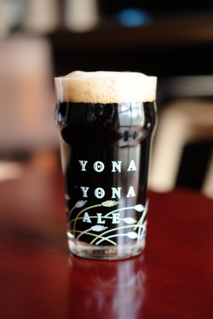 黒ビール「東京ブラック」(ヤッホーブルーイング)