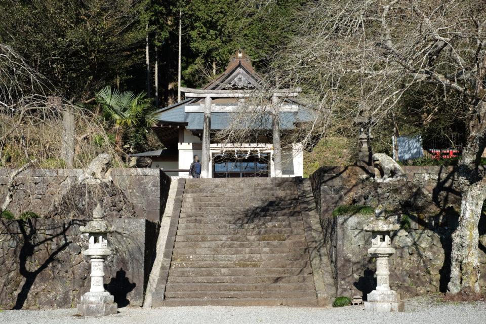 静岡・村山浅間神社の狛犬(静岡狛犬紀行・前編)