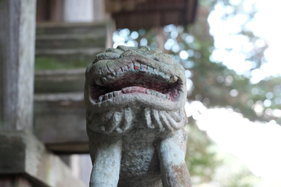 静岡・芭蕉天神宮の狛犬(静岡狛犬紀行・後編)