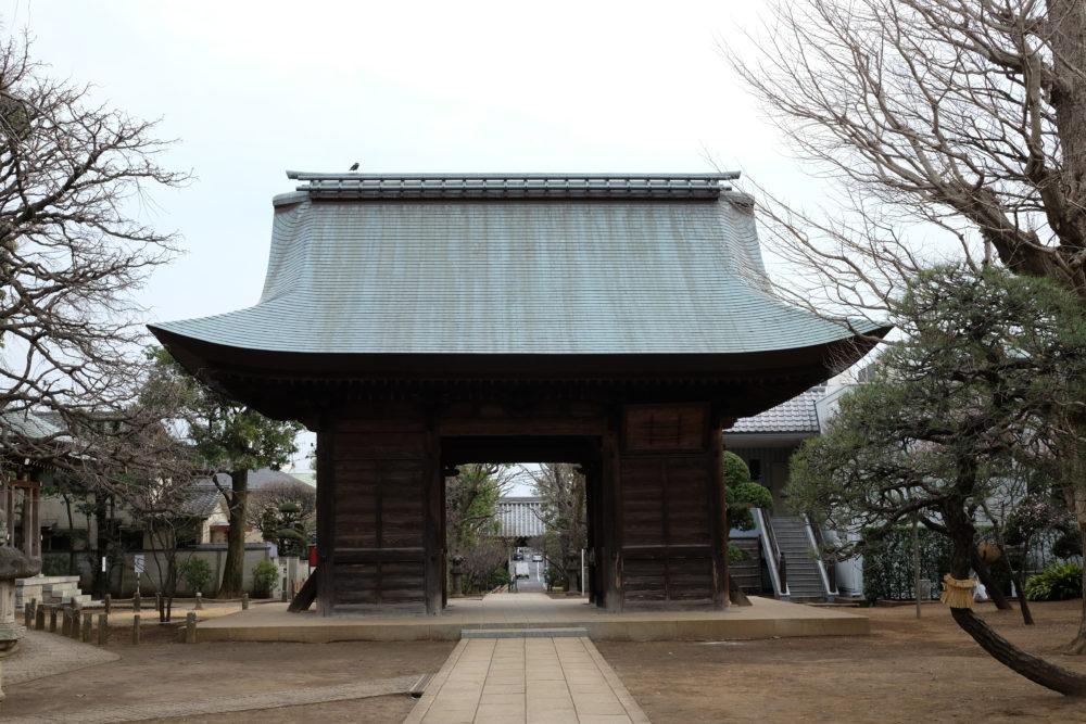 目黒をぶらつく(2)サレジオ教会~円融寺