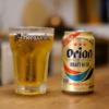 オリオン生ビールを飲んでみた