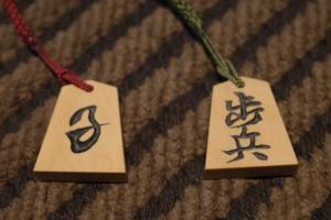 将棋の駒 手作り体験教室(富士駒の会 ミュージアム都留)