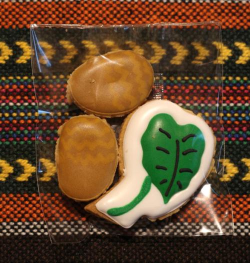 CHABO BATAKE 八幡芋 アイシングクッキー