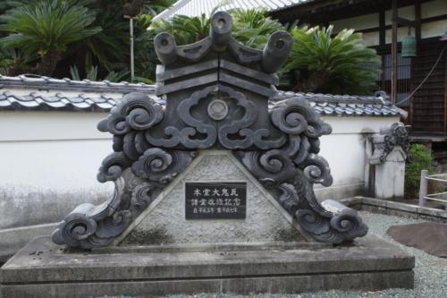 静岡 能満寺の巨大ソテツ(静岡ソテツ紀行・後編)