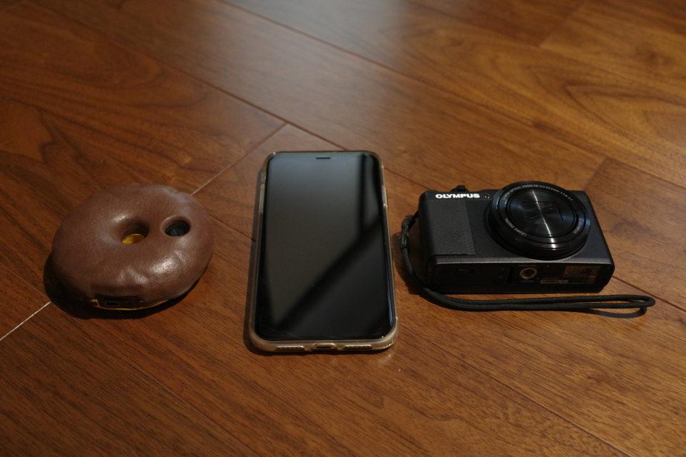 ドーナツカメラ、XZ-10、iPhone11で南インドカレーを撮り比べ(サガルラトナ)