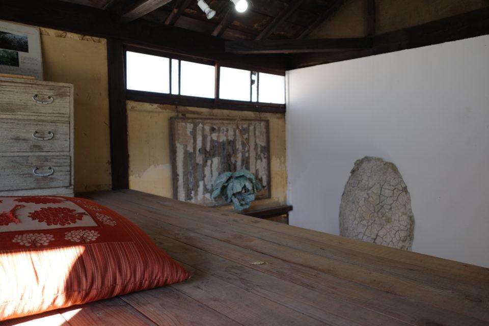 石田泰道さんの自宅兼ギャラリー「大吉祥」