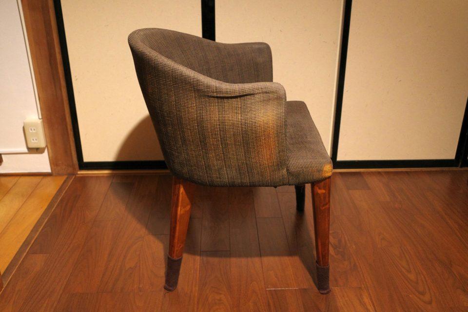 東京インテリアで買った椅子