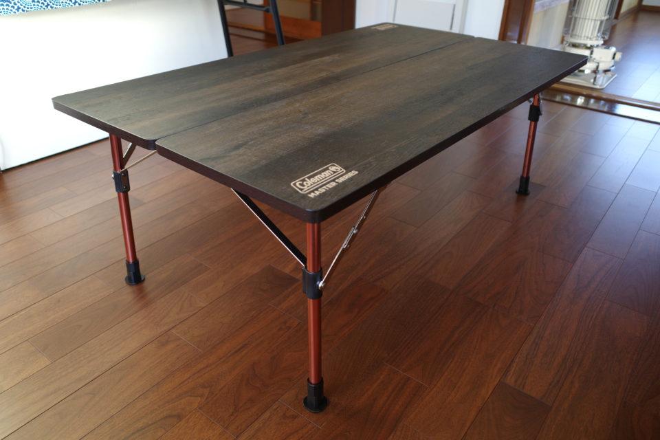 コールマン(Coleman) バタフライテーブル120cmを買った