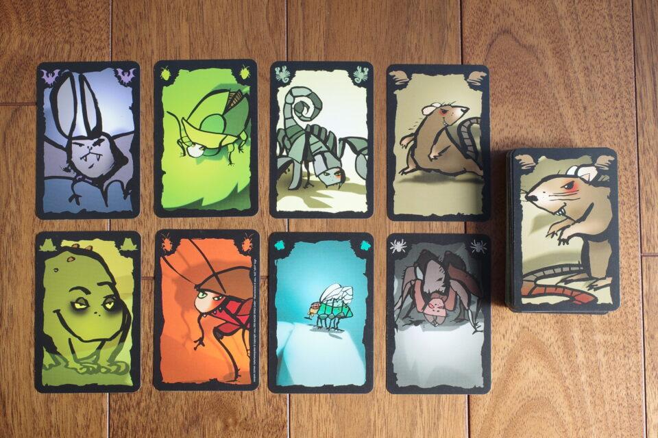 ごきぶりポーカー カードゲーム