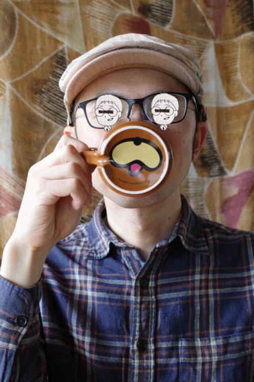 やはたいぬのマグカップを「信玄公生誕500年記念キックオフイベント」で先行ゲット!