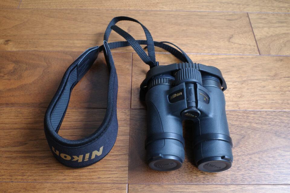 モナーク7 双眼鏡 8×30