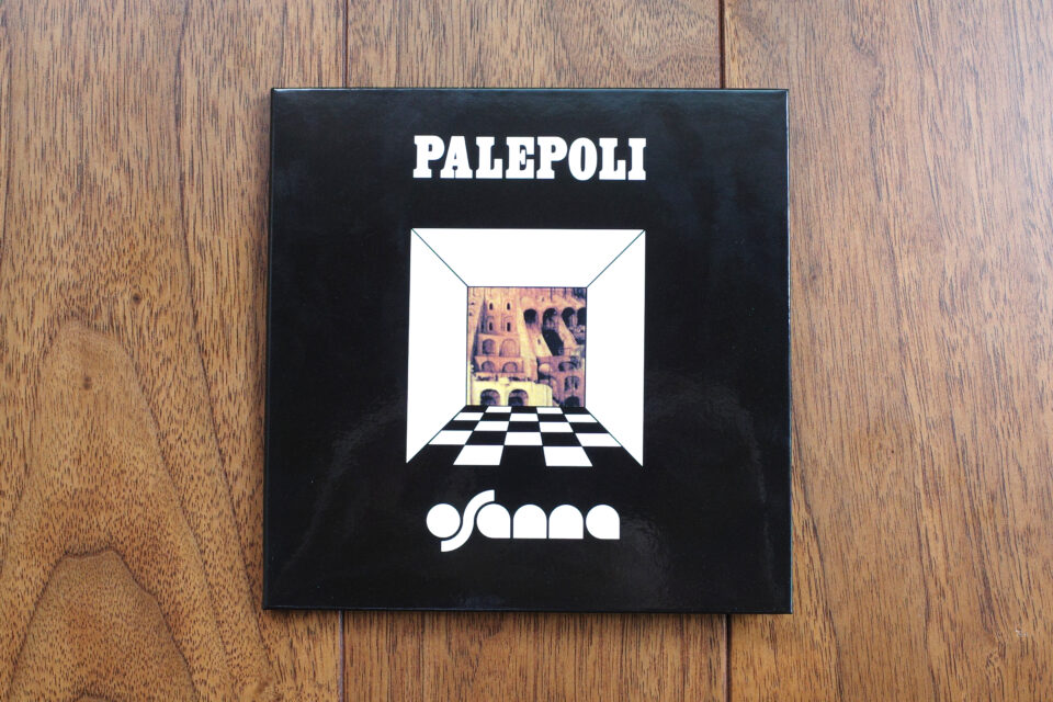 OSANNA「Palepoli」紙ジャケット版