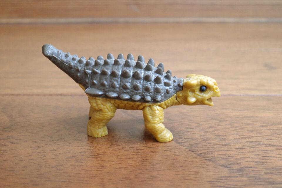 イワコー 恐竜消しゴム アンキロサウルス