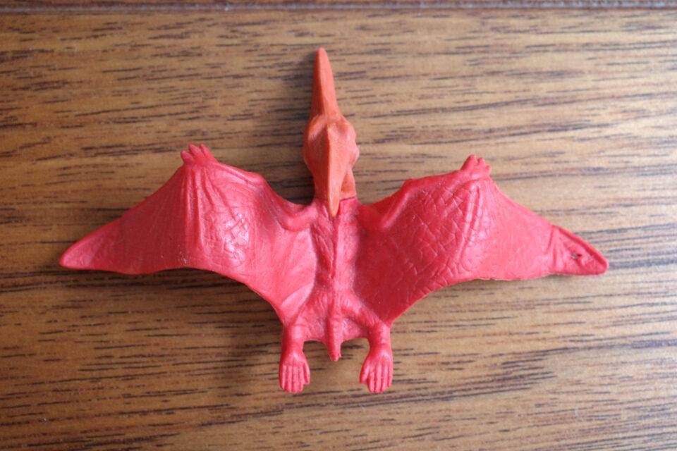 イワコー 恐竜消しゴム プテラノドン