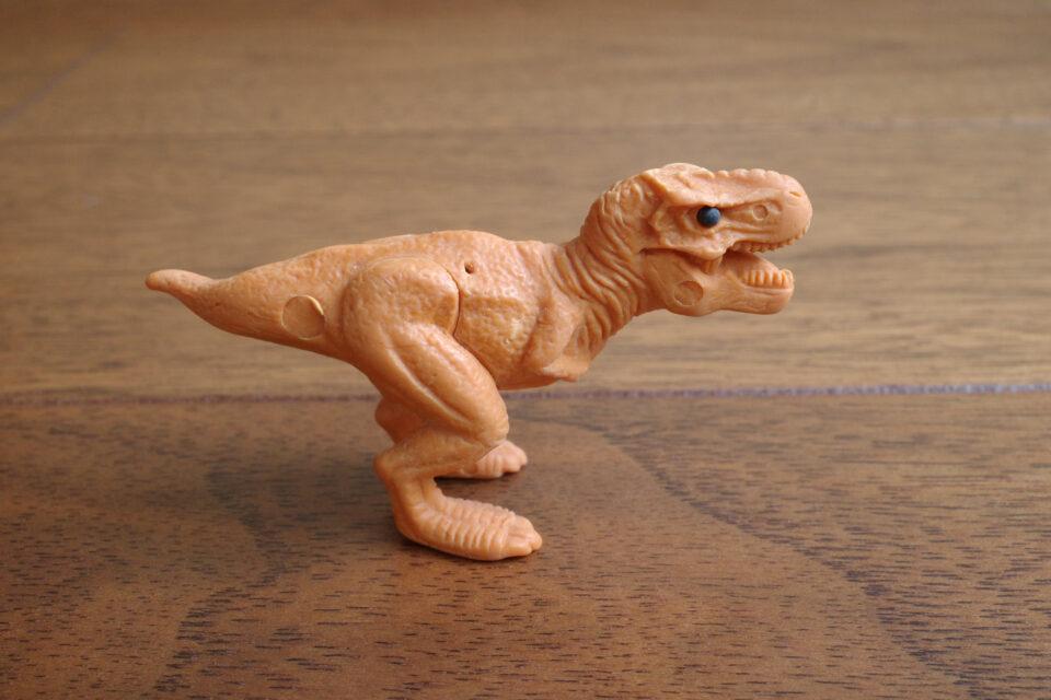 イワコー 恐竜消しゴム ティラノサウルス