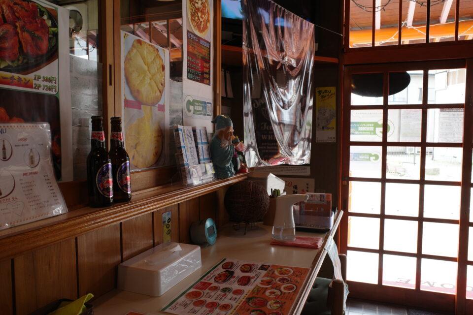 山梨県甲府市のインド・ネパール料理店 ナマステ