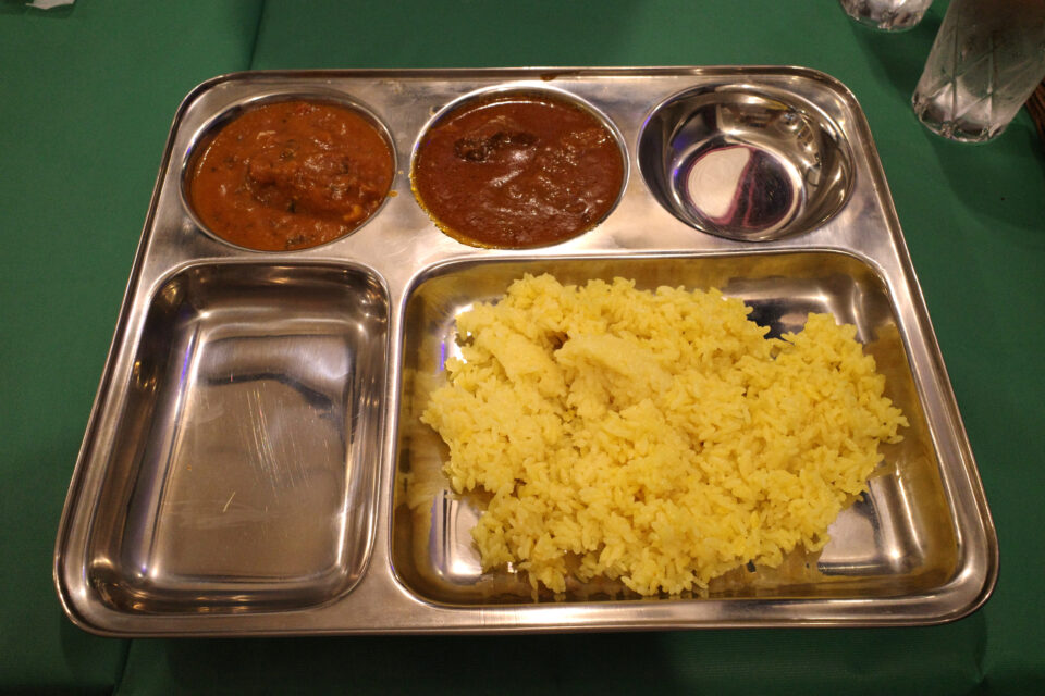 インド料理ファテパンジャブでディナー