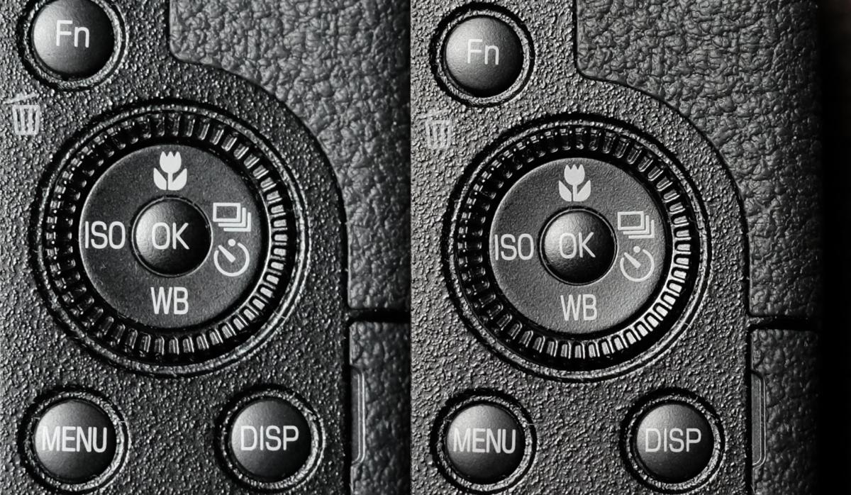 GRIII開封の儀と、ボタンの印刷ズレについて
